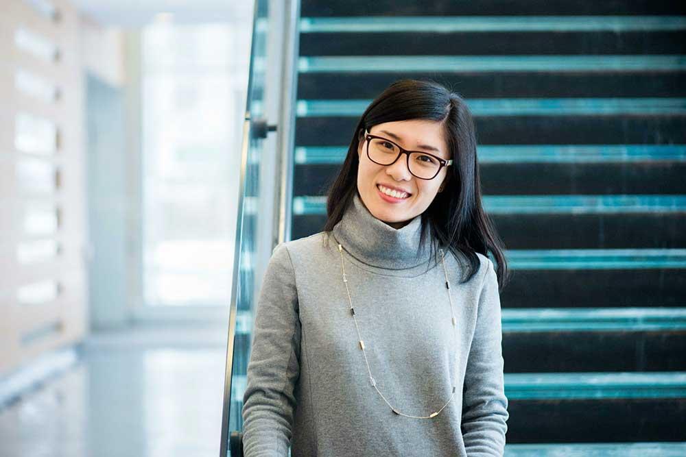Yixuan (Janice) Zhang|