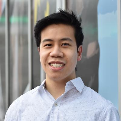 David Liu headshot